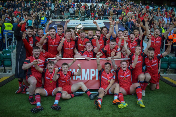 Hartpury BUCS Super Rugby 2019 Champions