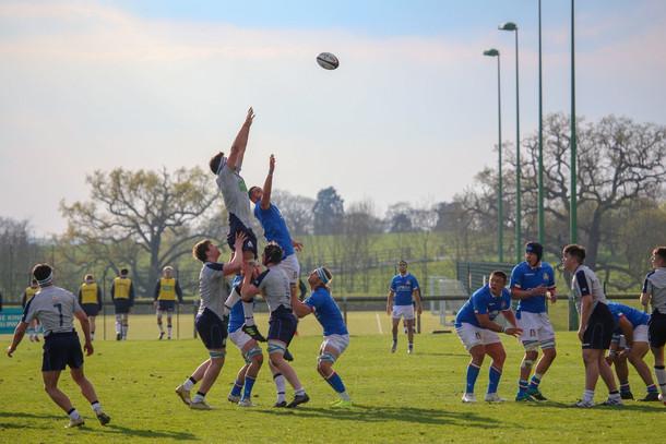 Italy v Scotland- U18 Six Nations