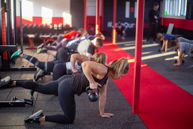 The Huddle Gym in Cheltenham