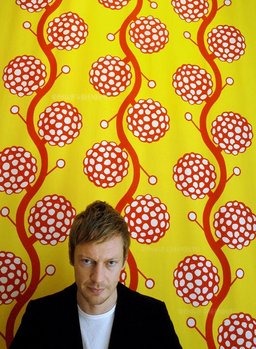 Mika Piirainen Designer, Marimekko for The New York Times