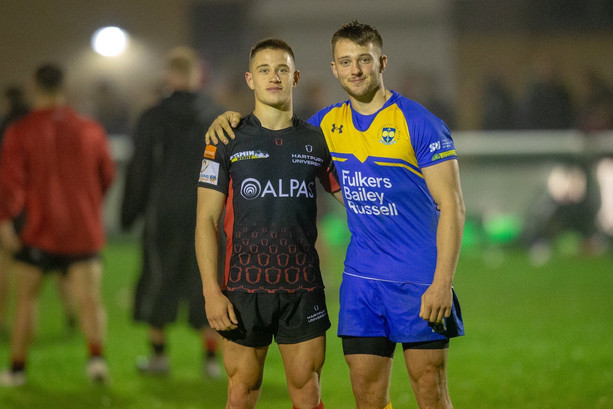 Stephen Varney and Alex Varney