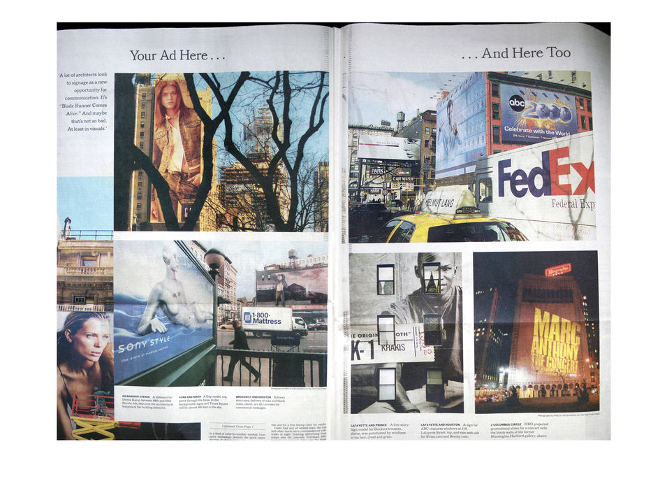 Street Photography for The NYTimes