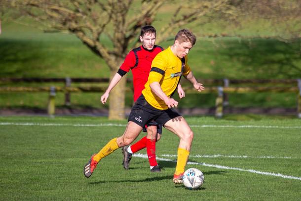 Hartpury University Football
