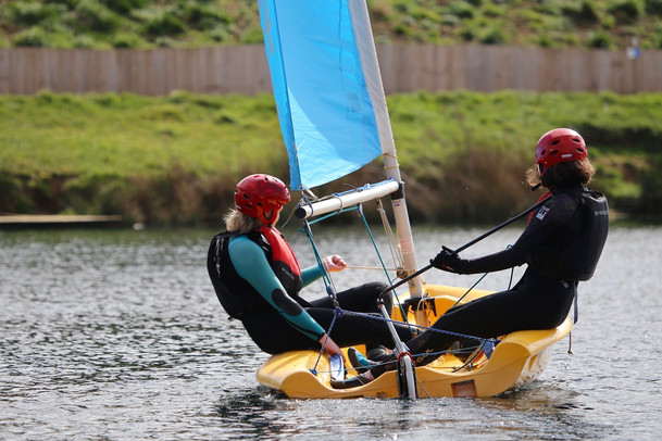 Hartpury College Sailing
