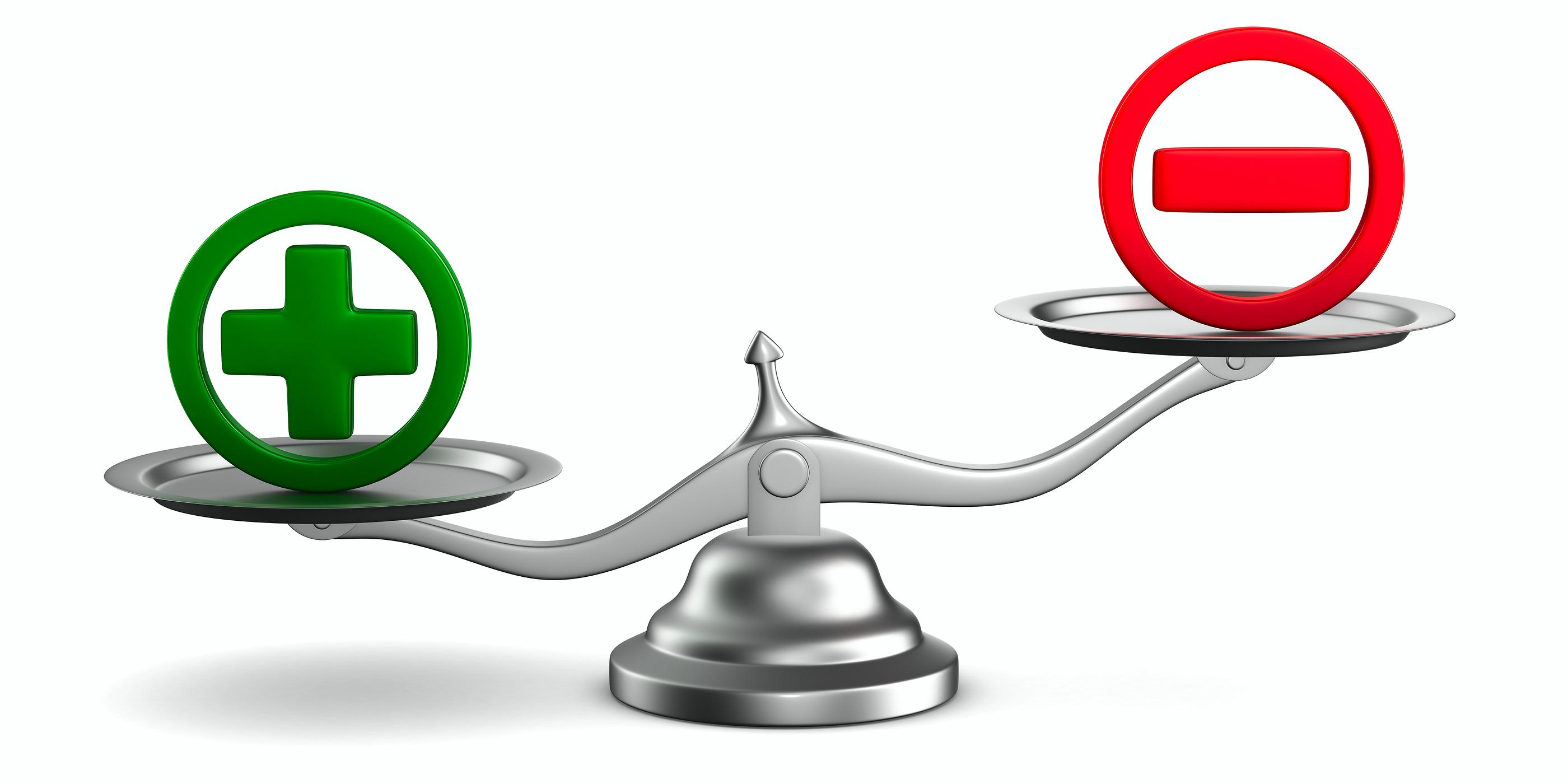 Balance of internal/external factors