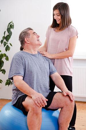 Arthrose medizinische Trainingstherapie