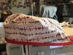 Our most popular unisex scrub cap!