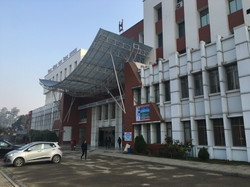 Chitwan Medical College Teaching Hospital. This facility will receive all of our donations.