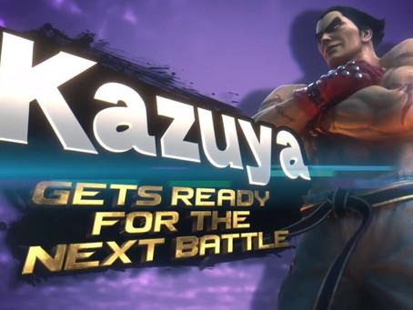 Tekken's Kazuya Mishima Joins Super Smash Bros Ultimate... but should he?