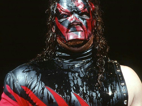 Why WWE's Kane Should Be President (and why The Rock should fuck off).