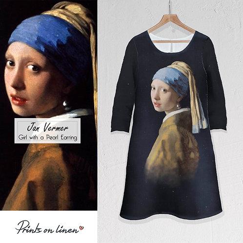 Jan Vermeer Jurk