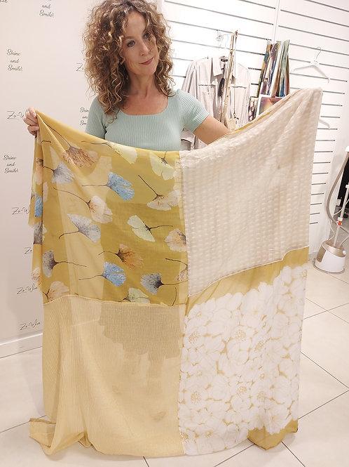 Sjaal Paris Geel