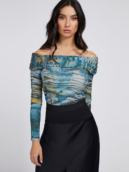 Guess Alice top