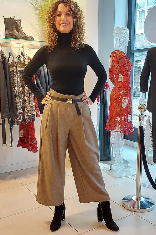 Handpicked Pantalon uit Italie.