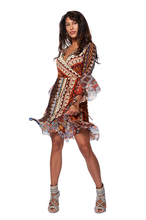 Zindia Dress Gabez