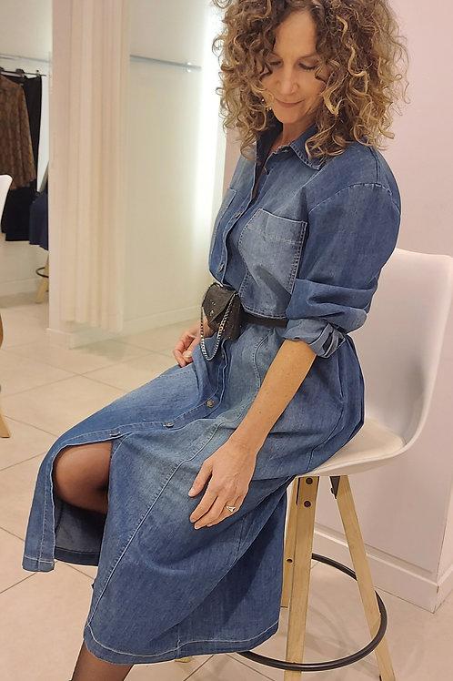 Jeans Jurk Italie.