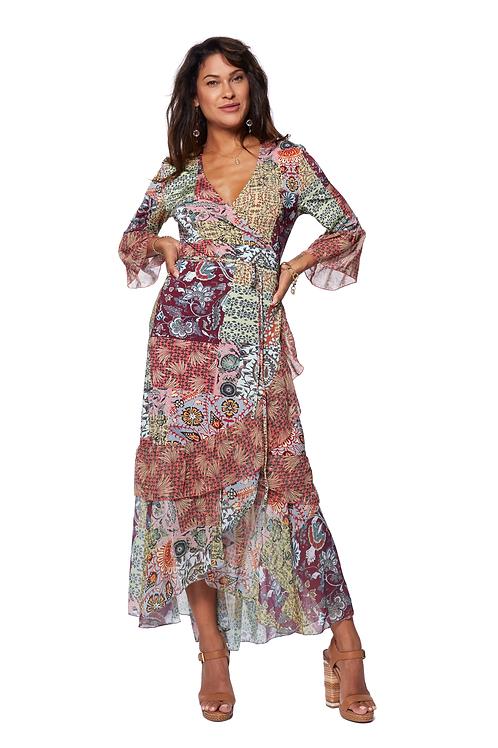 De Indira Nador jurk