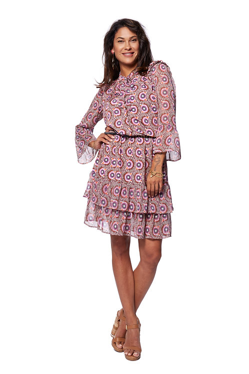 De Lea Fasina jurk