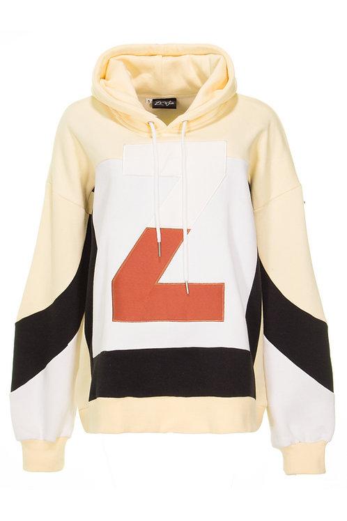 Oversized Sweater  Geel