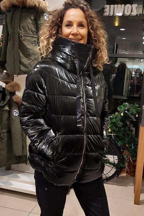 Italiaanse Jas Black