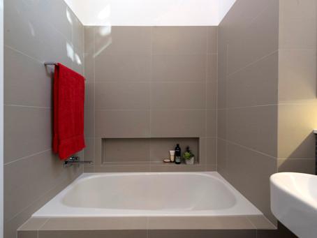 HOLDER BATHROOM RENOVATION COMPLETE