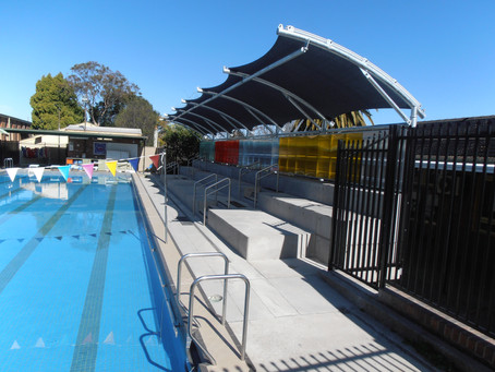 LINDFIELD PUBLIC SCHOOL POOL + HALL EXTENSION