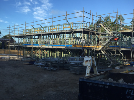 COLLAROY HOMES CONSTRUCTION IS NOW UNDERWAY