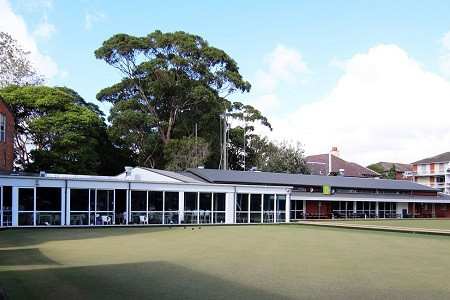 RENOVATIONS NOW COMPLETE ON RANDWICK BOWLING CLUB AND GREENKEEPER'S STORE