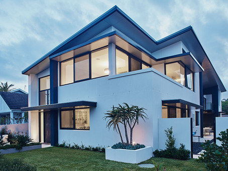 RESIDENTS NOW SETTLED IN COMPLETED COLLAROY BASIN HOME