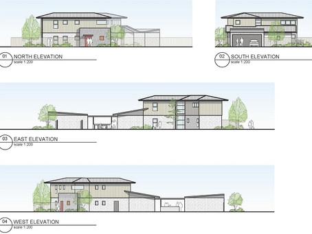 WESTON HOUSE CONSTRUCTION NOW UNDERWAY