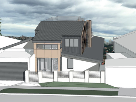 DA APPROVED FOR DOVER HEIGHTS HOME