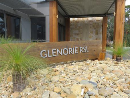 GLENORIE RSL IS NOW COMPLETE