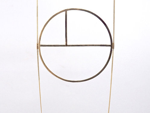 Golden Ratio Collection_ Statement necklace