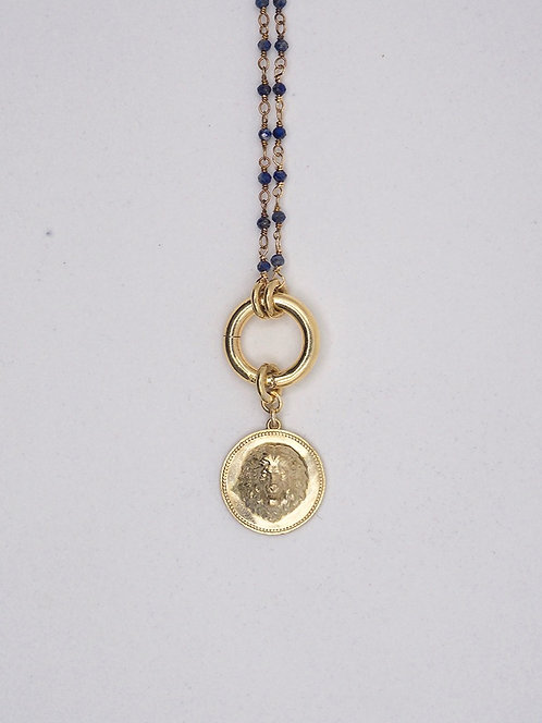 Believe Collection_ Collana con ciondolo