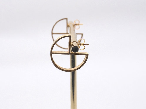 Golden Ratio Collection_ Earrings S