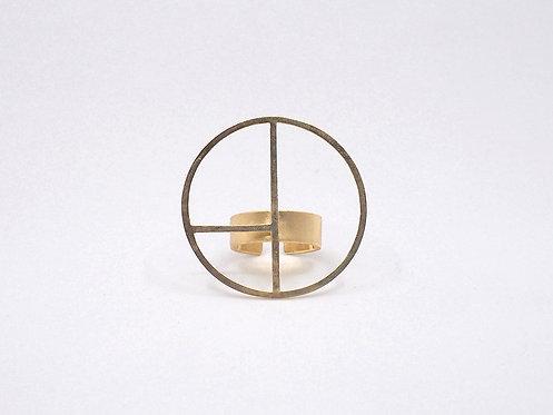 Golden Ratio Collection_ Anello XL