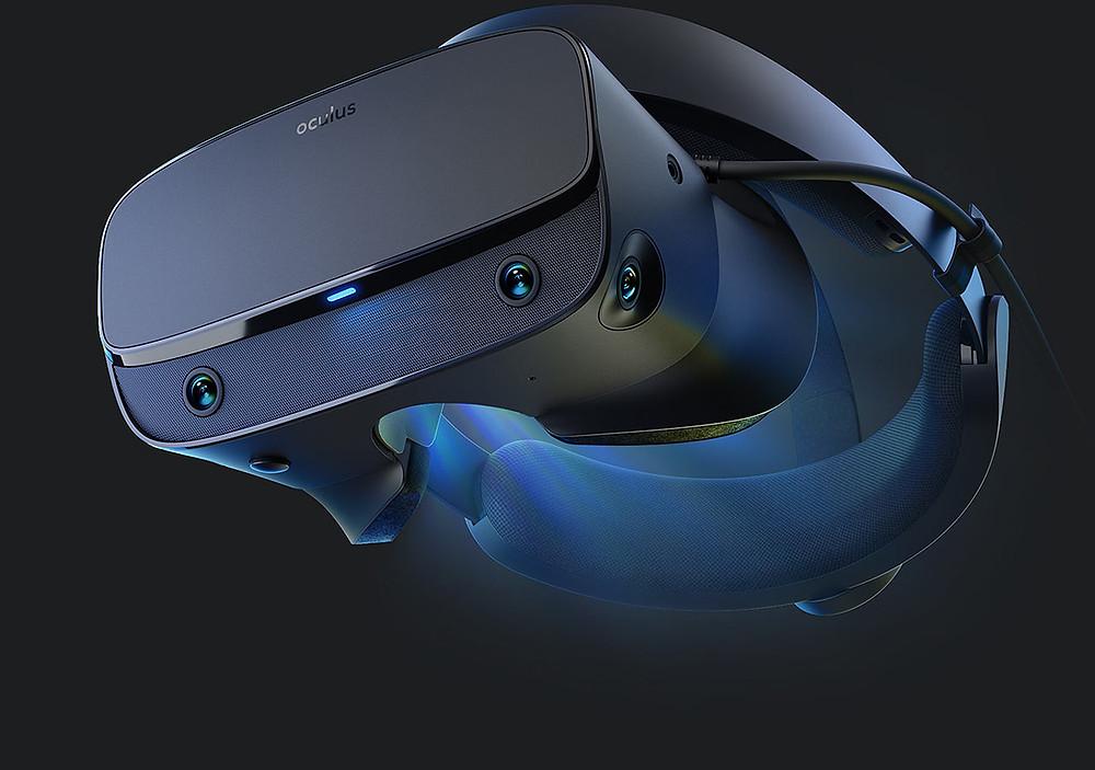 Casque Oculus VR