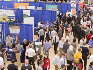 Career Fair October 2016