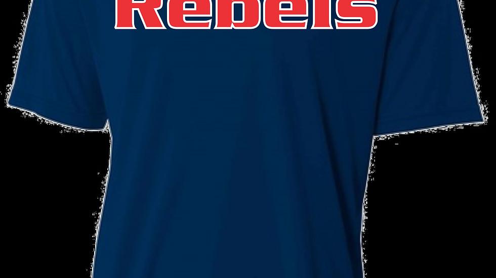 Navy Coaches Shirt