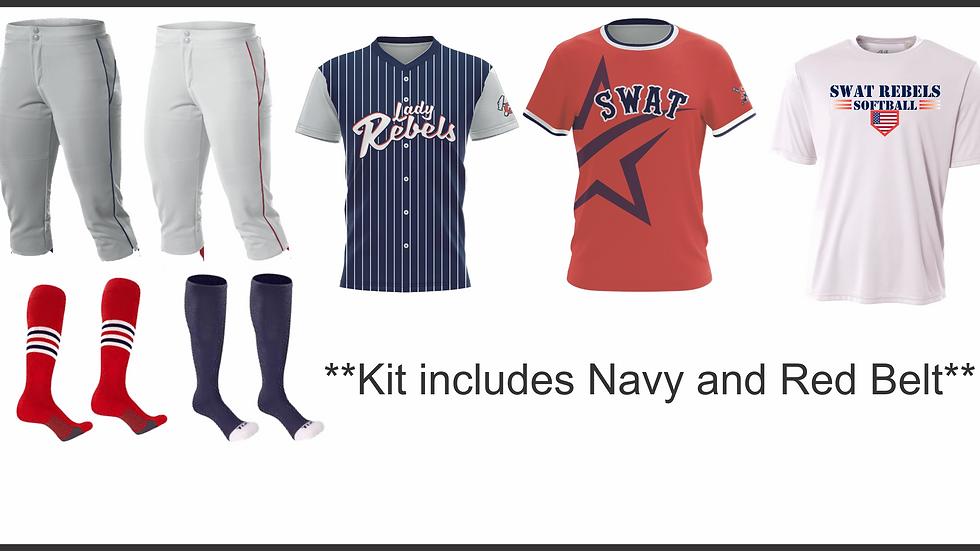 Prospect Softball Uniform Kit