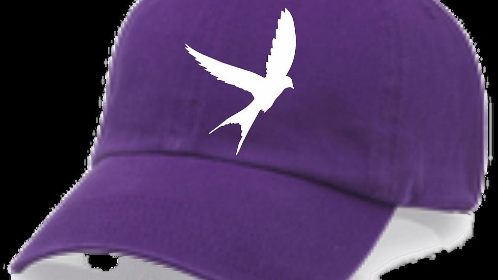 Unstructured Buckle Adjustable Hat