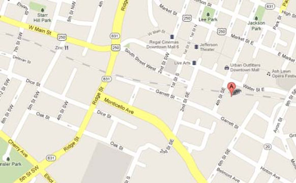 Norcross Station Apartments - historic Charlottesville apartments