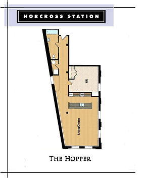 The Hopper Floor Plan