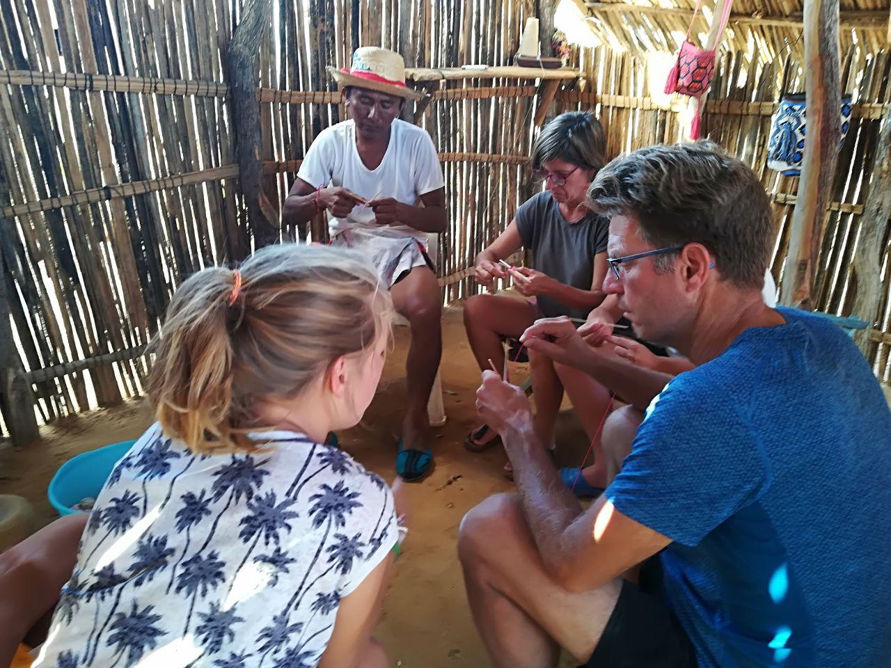Ranchería Wayuu