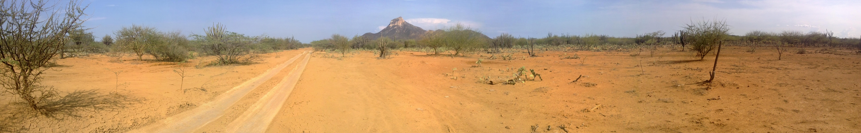 Cerro La Teta Uribia