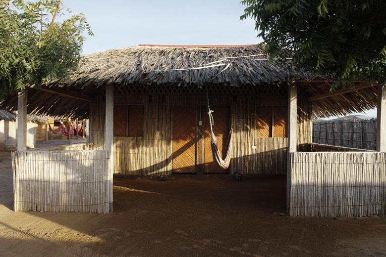 Cabañas wayuu
