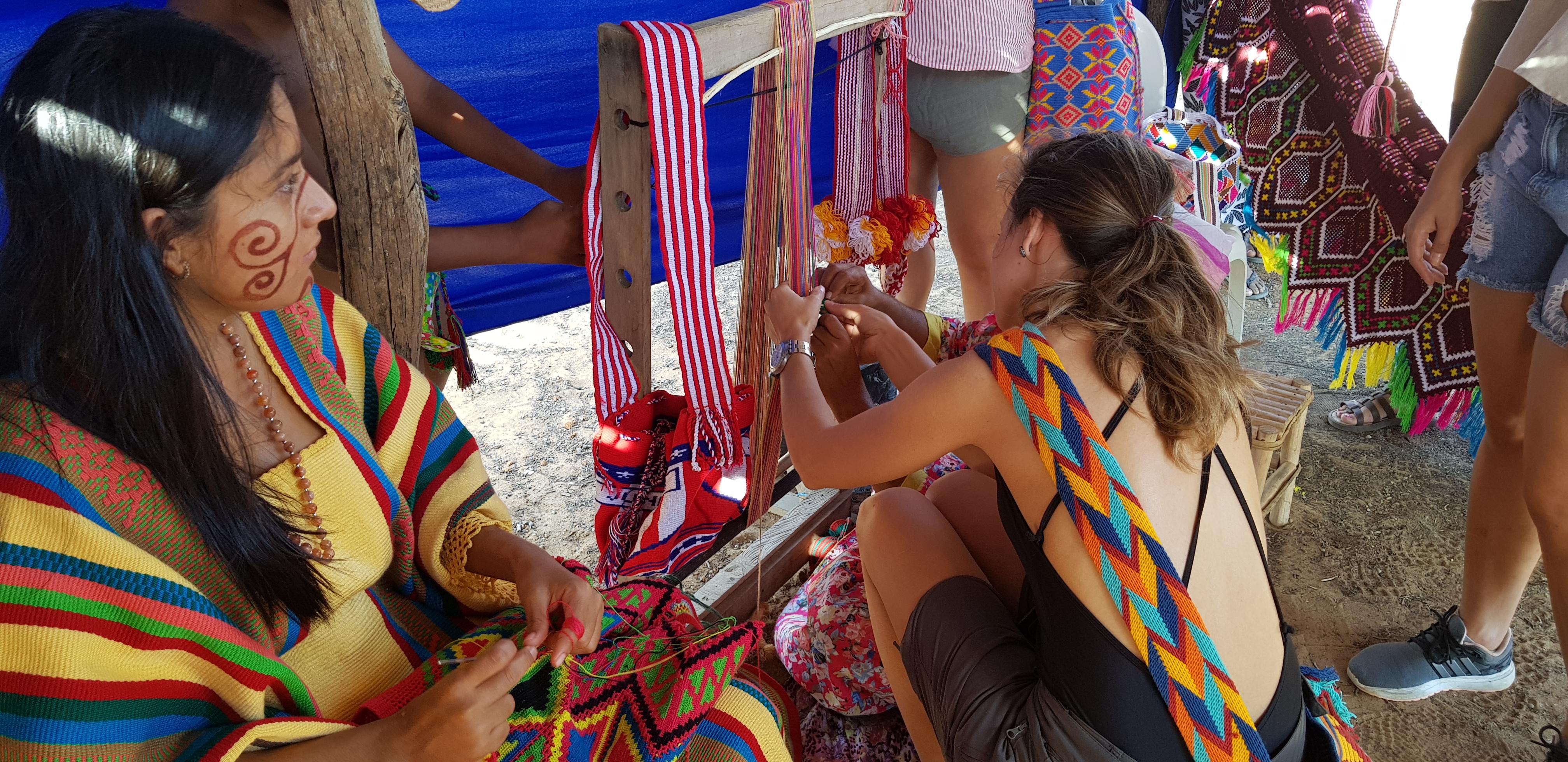 Tour Guajira; Wayuu