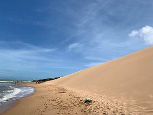 Dunas de Taroa; Puna Gallinas; La Guajira