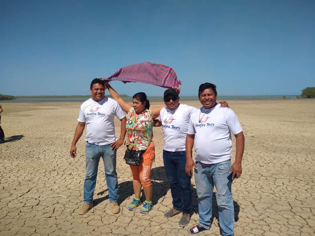 Equipo Guajira Tours