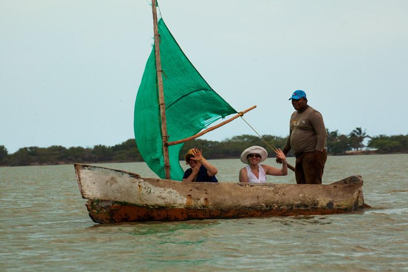 Paseo en Laguna Navio Quebrado